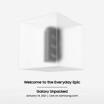 Samsung Galaxy S21 presentato il 14 gennaio