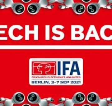 I top brand aspettano IFA 2021