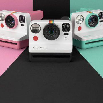 Tre nuovi colori per Polaroid Now