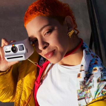 Arriva Polaroid Go la mini istantanea