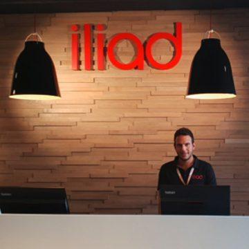 Iliad chiede due posti nel CdA di Unieuro