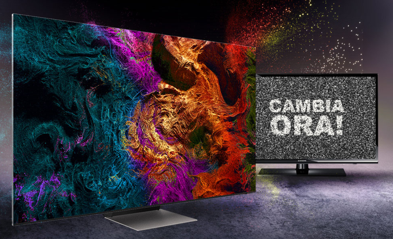 Samsung: nuova promo per lo switch-off