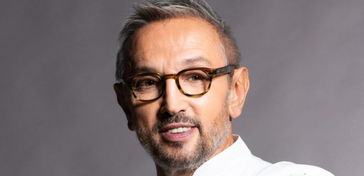 Bruno Barbieri nuovo volto social per Hotpoint