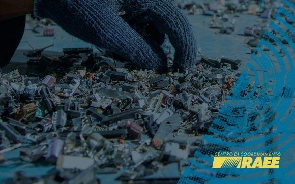 CdC Raee: Nel 2020 quasi 480mila ton di rifiuti elettronici recuperati