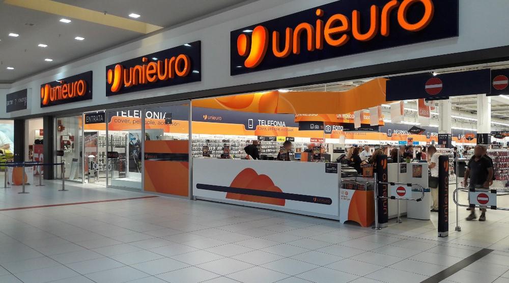 Unieuro aprirà 4 negozi negli ipermercati ex-Auchan