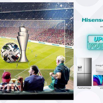 UEFA Nations League 2021 Hisense