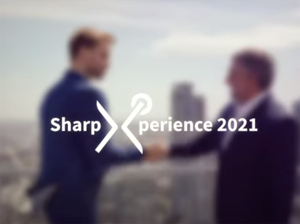 Sharp is Back