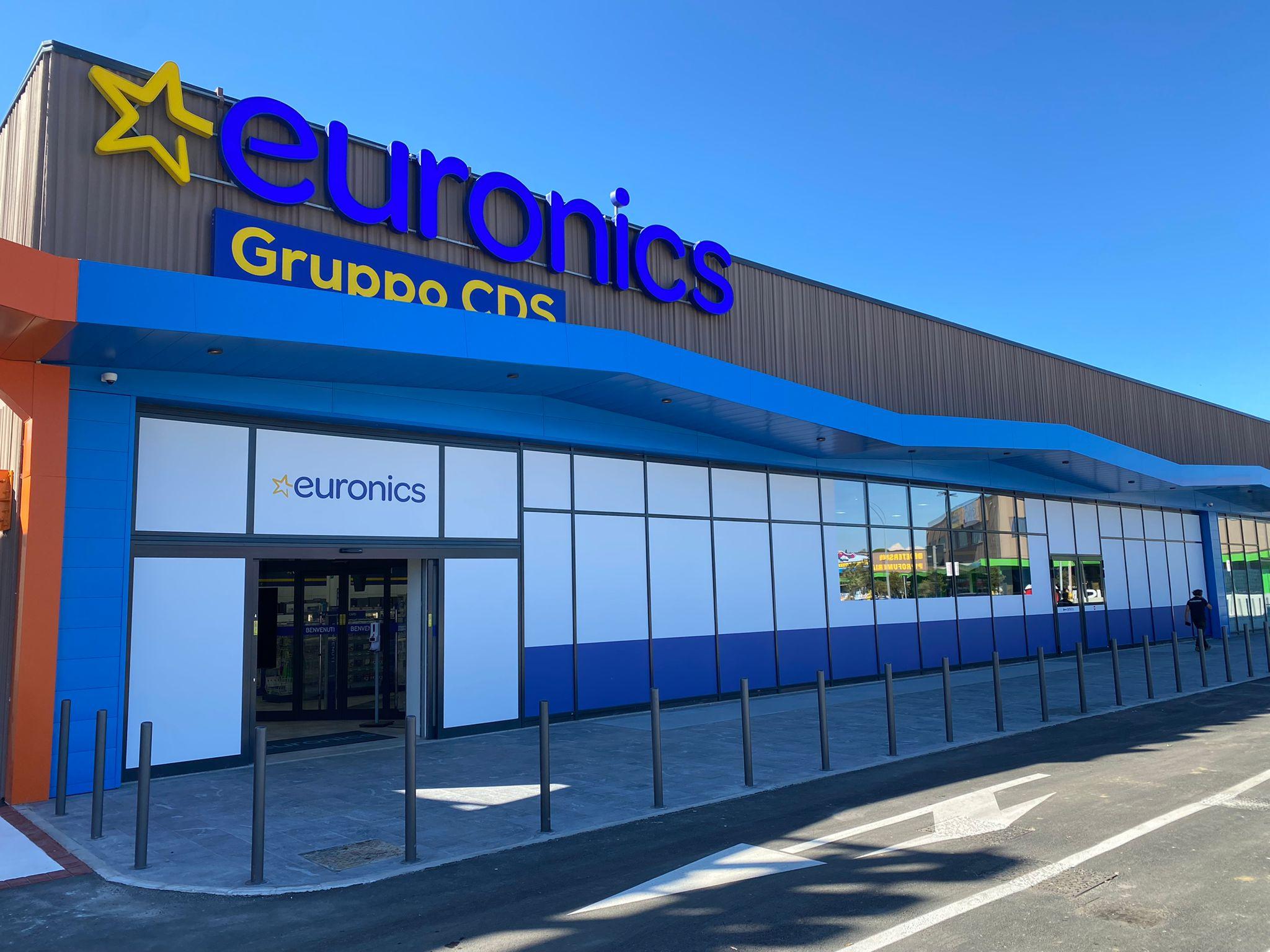 Euronics: il Gruppo Cds apre un punto vendita a Cecina